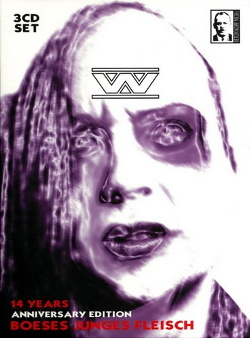 Wumpscut - Boeses Junges Fleisch (14 Years Anniversary Edition) (3CD) (2013)