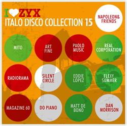 VA - ZYX Italo Disco Collection 15 (3CD) (2013)