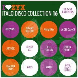 VA - ZYX Italo Disco Collection 16 (3CD) (2013)