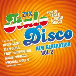 VA - ZYX Italo Disco New Generation Vol. 2 (2CD) (2013)