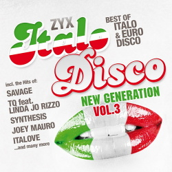 VA - ZYX Italo Disco New Generation Vol. 3 (2CD) (2013)