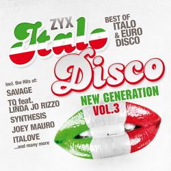 VA - ZYX Italo Disco New Generation Vol. 3 (2CD) (2013)