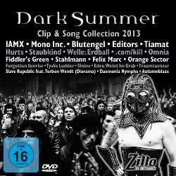 VA - Zillo Dark Summer Clip & Song Collection 2013 (2013)