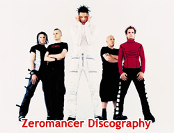 Zeromancer Discography 2000-2013