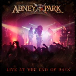 Abney Park - Live At The End Of Days (2CD) (2014)
