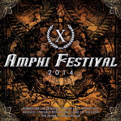 VA - Amphi Festival 2014 (2014)