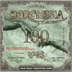 Borghesia - And Man Created God (2014)