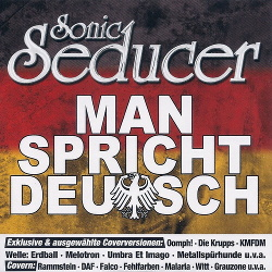VA - Cold Hands Seduction Vol. 156 - Man Spricht Deutsch (2014)