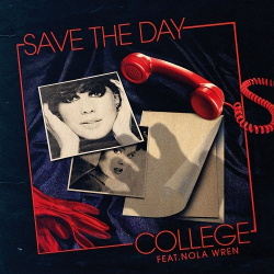 College - Save The Day EP (2014)