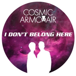 Cosmic Armchair - I Don't Belong Here EP (2014)
