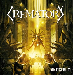 Crematory - Antiserum (Deluxe Edition) (2014)