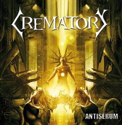 Crematory - Antiserum (2014)