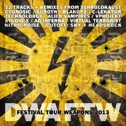 VA - DWA Festival Tour Weapons 2013 - Activist Edition (2013)