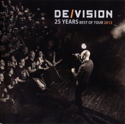 De/Vision - 25 Years - Best Of Tour 2013 (2014)