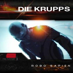 Die Krupps - Robo Sapien (EP) (2014)