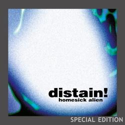 !Distain - Homesick Alien (2CD Special Edition Original Album) (2014)