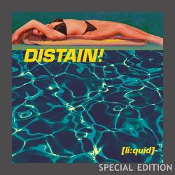 !Distain - Li:quid (2CD Special Edition) (2014)