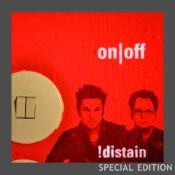 !Distain - On/Off (3CD Special Edition) (2014)