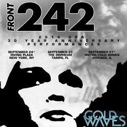 Front 242 - Live Cold Waves III (2014)