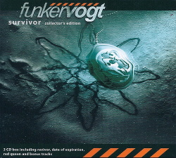Funker Vogt - Survivor (3CD Collector's Edition) (2014)