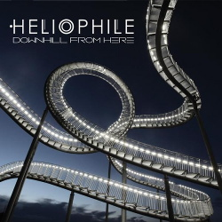 Heliophile - Downhill from Here (EP) (2014)