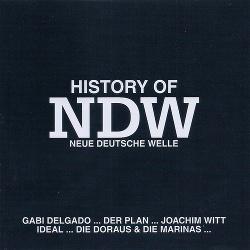 VA - History Of NDW (Neue Deutsche Welle) (2014)