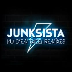 Junksista - Vu d'en face EP (2014)