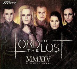 Lord Of The Lost - MMXIV EP (2014)