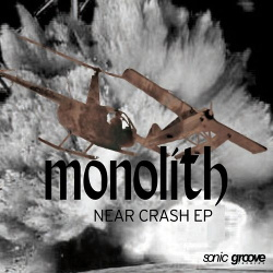 Monolith - Near Crash (EP) (2014)