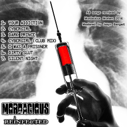 Mordacious - Reinfected (2014)