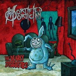 Mortified Mortician - The Dearly Disgusted (2014)