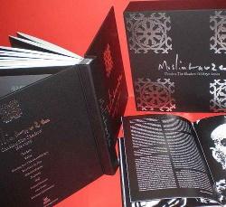 Muslimgauze - Chasing The Shadow Of Bryn Jones 1983-1988 (11CD Box Set) (2014)