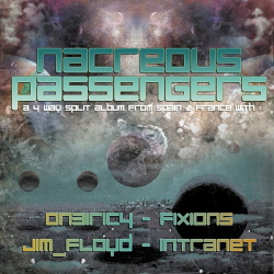 VA - Nacreous Passengers - A 4 Way Split Album From Spain & France (2014)