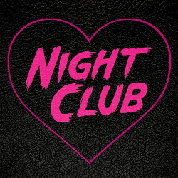 Night Club - Black Leather Heart (EP) (2014)