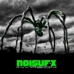 Noisuf-X - Invasion (2CD Limited Edition) (2014)
