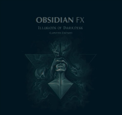 Obsidian FX - Illusions of Darkness (2CD) (2014)