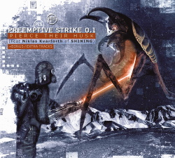 PreEmptive Strike 0.1 - Pierce Their Husk (EP) (2014)