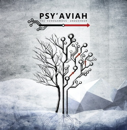 PsyAviah - The Xenogamous Endeavour (2014)