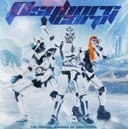 Psyborg Corp. - The Frozen Shrines Of Obsydyana (2014)