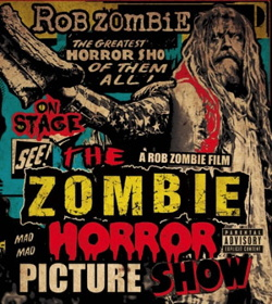 Rob Zombie - The Zombie Horror Picture Show (2014)
