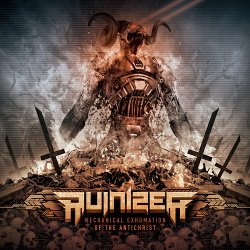 Ruinizer - Mechanical Exhumation Of The Antichrist (2014)