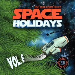 VA - Space Holidays Vol.6 (2CD) (2014)