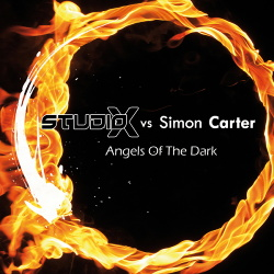 Studio-X vs. Simon Carter - Angels of the Dark EP (2014)
