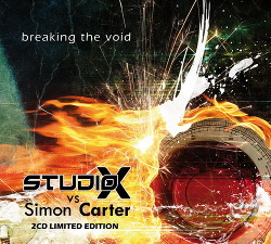Studio-X vs. Simon Carter - Breaking The Void (2014)