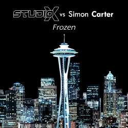 Studio-X vs. Simon Carter - Frozen (EP) (2014)