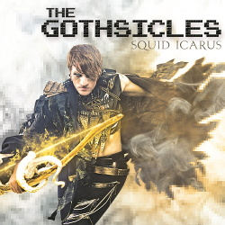 The Gothsicles - Squid Icarus (2014)