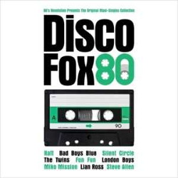 VA - Disco Fox 80 - the Original Maxi-Singles (2014)