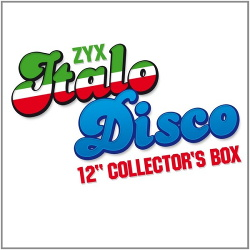 VA - ZYX Italo Disco 12 Inch Collector's Box (2014)