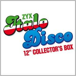 VA - ZYX Italo Disco 12 Inch Collector's Box (2014)