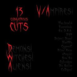 VA - 13 Cadaverous Cuts (2014)